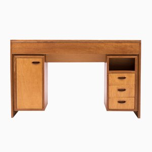 modern dutch furniture. midcentury modern dutch desk in teak 1952 furniture