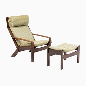 skandinavische sessel online kaufen bei pamono. Black Bedroom Furniture Sets. Home Design Ideas