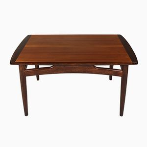 British Teak Coffee Table by G-Plan, 1960s