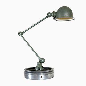 Industrielle Französische Vintage Tischlampe von Jielde