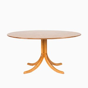Swedish Alder Root Dining Table by Josef Frank for Svenskt Tenn, 1950s