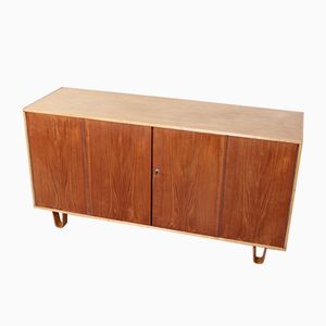 Mid-Century Birch Series Sideboard by Cees Braakman for Pastoe