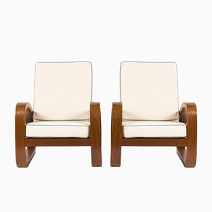 Colonial Armchairs, 1950s, Set of 2