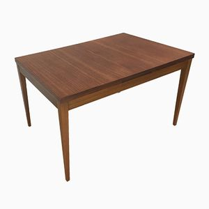Mid-Century Extendable Dining Table by Lübke, 1960s