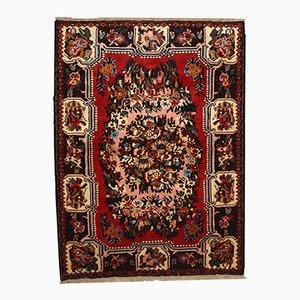 Tapis Bakhtiari Vintage Fait Main, Iran, 1970s