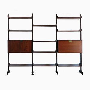 Bookshelf Unit by Edmondo Palutari for Vittorio Dassi, 1950s