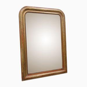 Antique Louis Philippe Gilt Mirror