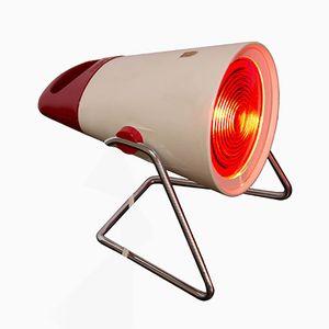 Lampada Infraphil KL7500 di Charlotte Perriand per Philips, anni '60