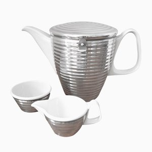 Coffee Set by Kurt Radtke for WMF, 1950s