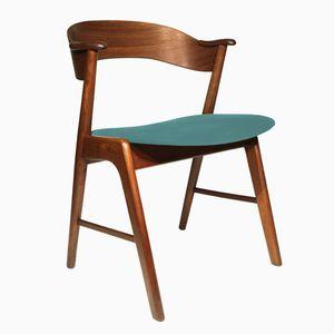 Chaise Modèle 32 Mid-Century par Kai Kristiansen pour Schou Andersen, 1960s
