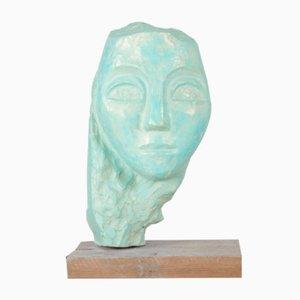 Schwedische Steingut Skulptur von Lennart Olausson, 2003