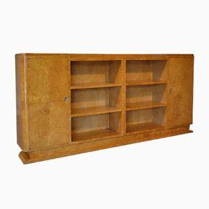 Art Déco Book Shelf, 1930s
