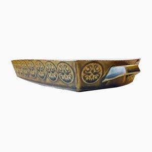 Ofenfeste Dänische Mid-Century Keramik Form von Jens Harald Quistgaard für Kronjyden Randers