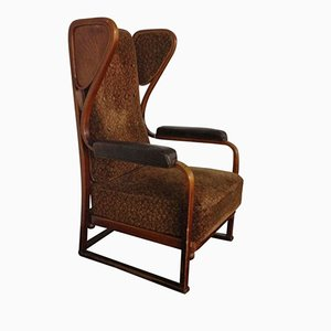 Armchair by Josef Hoffmann for J.& J. Kohn Wien, 1900s