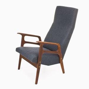 Vintage Mid-Century Danish Lounge Chair