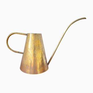 Cactus Watering Can in Brass by Hayno Focken, 1960s