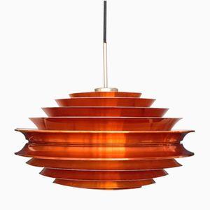Lampada a sospensione Trava vintage di Carl Thore per Granhaga Metallindustri