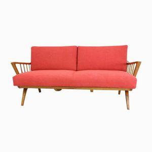 Antimott Sofa oder Schlafsofa von Walter Knoll, 1950er