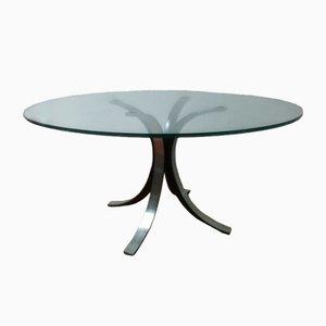 Vintage T69 Table by Osvaldo Borsani and Eugenio Gerli for Tecno