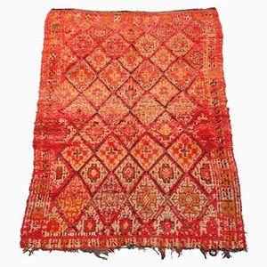 Marokkanischer Vintage Beni Mguild Teppich