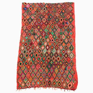 Marokkanischer Vintage Azilal Teppich, 1970er