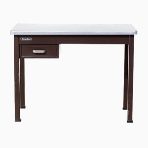 Writing Desk from Strong Steel, 1970s