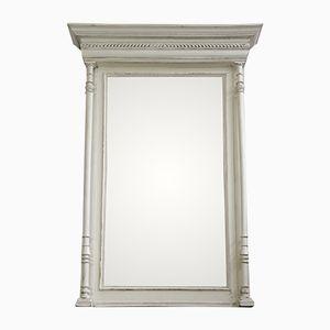 Large Louis Philippe Floor Mirror, 1860s