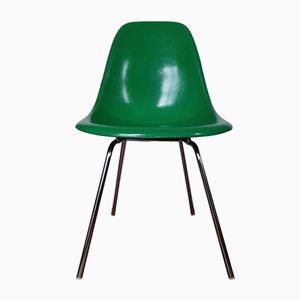 Vintage DSX Green Kelly Chair by Charles & Ray Eames for Vitra