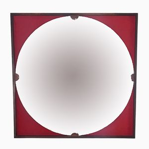 Italian Wall Mirror from RO.MA, 1960s
