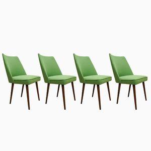 Shell Stühle, 1960, 4er Set