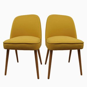Small Club Chairs, 1960s, Set of 2