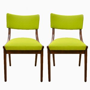 German Jumper Chairs, 1960s, Set of 2
