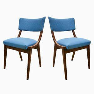 Deutsche Jumper Stühle, 1960er, 2er Set