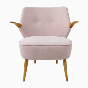 Vintage Pink Cocktail Chair