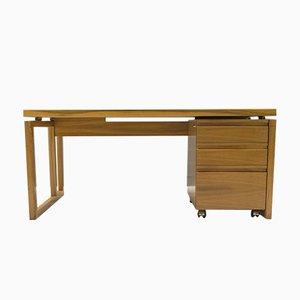 Schreibtisch mit Rollschubladen von WK Möbel, 1960er