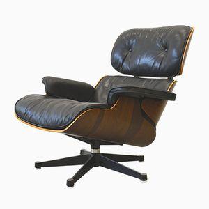 Palisander Sessel von Ray & Charles Eames für Herman Miller, 1970er