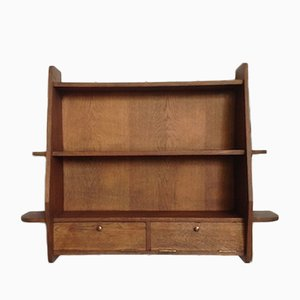 Vintage Scandinavian Teak Shelf