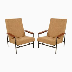 Dutch Lounge Chairs by Rob Parry for Gelderland, 1960s, Set of 2