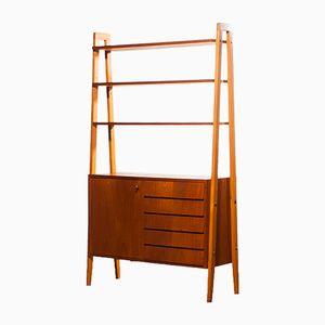 Teak Cabinet or Room-Divider, 1950s