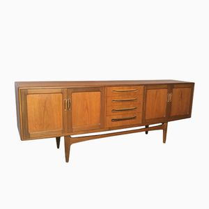 Fresco Teak Sideboard by Victor Wilkins for G-Plan, 1950s