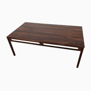 Mid-Century Rosewood Table by Arne Halvorsen for Ramus Solberg, 1960s