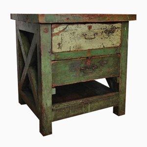 Vintage Workshop Table