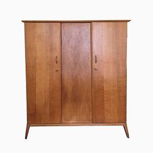 Vintage Kleiderschrank aus Holz