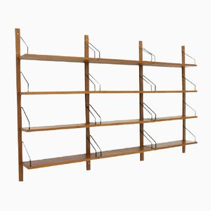 Royal Series Teak Shelving Unit by Poul Cadovius for Cado, 1960s