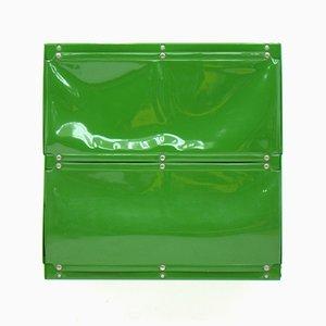 Unità di mensole vintage serie Softline verde di Otto Zapf per InDesign