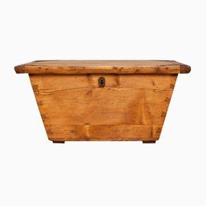 Cassettiera in legno per carrozza, anni '30