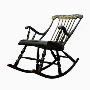 Swedish Rocking Chair, 1950s