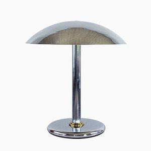 Lampe Forme Champignon en Métal