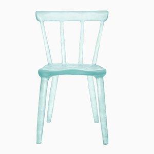 Aqua Glow Chair by Kim Markel, 2017