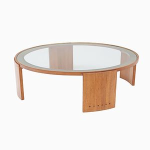 Coffee Table by Pierre Chapo, 1960s